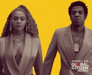 Festival Global Citizen Mandela 100 BY Beyoncé X JAY-Z